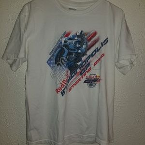 2009 Red Bull Indianapolis GP Starting Grid tee